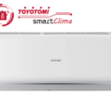 Κλιματιστικό τοίχου inverter Toyotomi σειρά Hiro Eco με Wi-Fi HTN/HTG-709R32