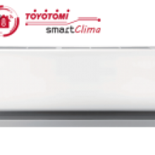 Κλιματιστικό τοίχου inverter Toyotomi σειρά Izuru Eco TRN/TRG-871ZR
