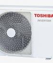 Εξωτερική μονάδα κλιματιστικού τοίχου inverter Toshiba σειρά Shorai RAS-(B)16PKVSG-E / RAS-16PAVSG-E