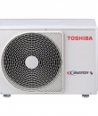 Εξωτερική μονάδα κλιματιστικού τοίχου inverter Toshiba σειρά Mirai RAS-10BKV-E / RAS-10BAV-E