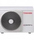 Εξωτερική μονάδα κλιματιστικού τοίχου inverter Toshiba σειρά Mirai RAS-13BKV-E / RAS-13BAV-E
