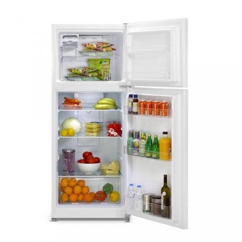 Ψυγείο Inventor Λευκό 371Lt INVMS371A