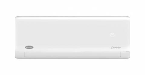 Κλιματιστικό τοίχου inverter Carrier σειρά XPower 9.000 Btu 42QHG009D8SH/38QHG009D8SH
