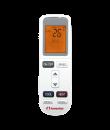 Χειριστήριο από Κλιματιστικό τοίχου inverter Inventor σειρά Professional 12.000 Btu PFVI32-12WF / PFVO32-12